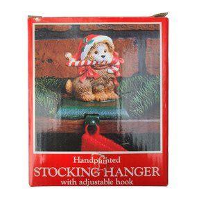 🍒3/$20🍒 Puppy Christmas Stocking Hanger